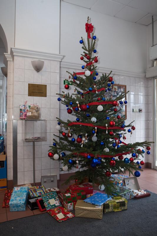 Karácsonyfa díszítés