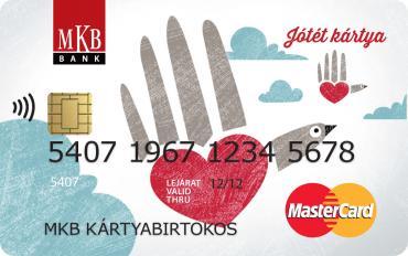 MKB jótétkártya