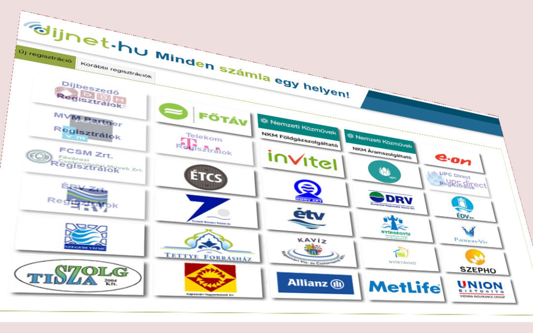 Új online adományozási lehetőség a díjnet.hu oldalon